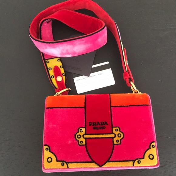 d64383423730 Prada Velvet Bag. M_5c4e2cd604e33d4af38ceebd
